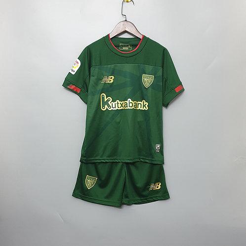 Kit Atlético de Bilbao Away 2020 - Infantil New Balance