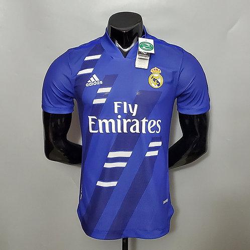 Camisa Real Madrid EA Games - Jogador Adidas