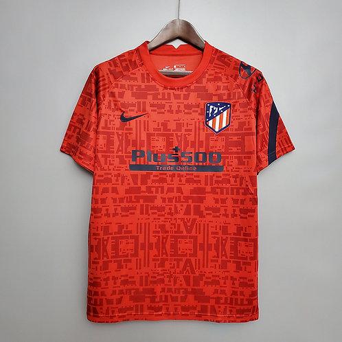 Camisa Atlético de Madrid 20/21 - Treino Nike