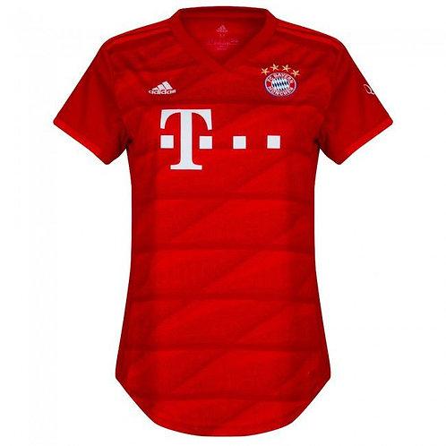 Camisa Bayern de Munique Home 2019 - Feminina Adidas