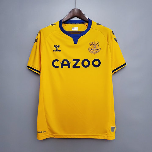 Camisa Everton II 20/21 - Torcedor Hummel