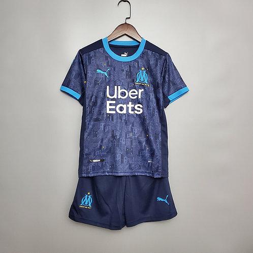Conjunto Infantil Olympique de Marseille Il 20/21 - Puma