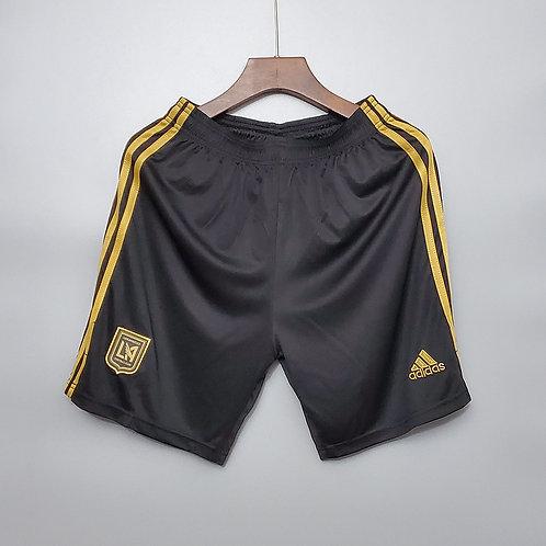 Calção Los Angeles FC ll 20/21 - Torcedor Adidas