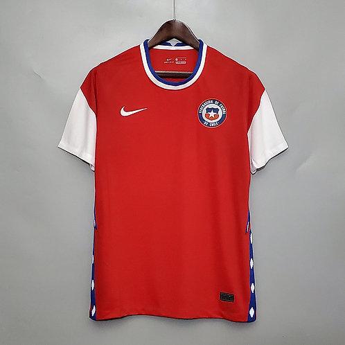 Camisa Chile l 20/21 - Torcedor Nike