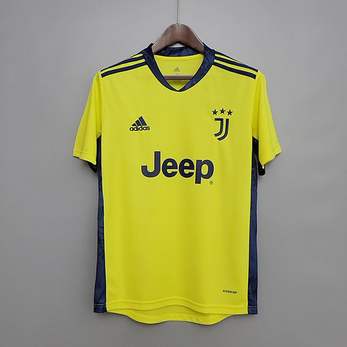 Camisa Juventus Goleiro 20/21 - Torcedor Adidas