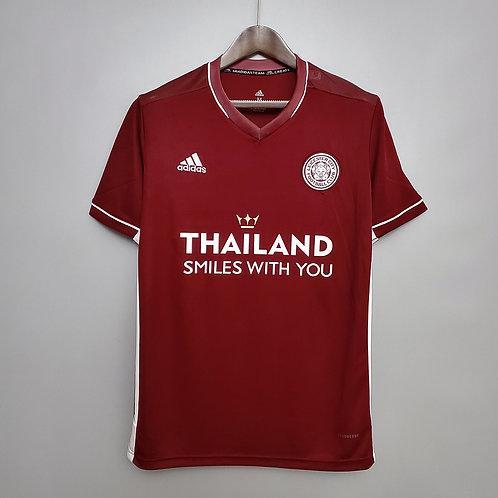 Camisa Leicester II 20/21 - Torcedor Adidas