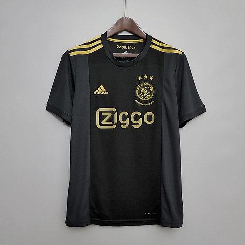 Camisa Ajax Ill 20/21 - Torcedor Adidas