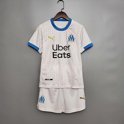 Conjunto Infantil Olympique de Marseille I 20/21 - Puma
