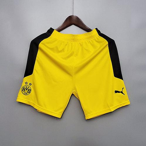Calção Borussia Dortmund I 20/21 - Torcedor Puma