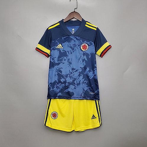 Conjunto Infantil Colômbia ll 19/20 - Nike