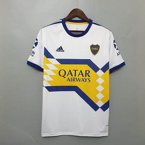 Camisa Boca Juniors ll 20/21 - Torcedor Adidas