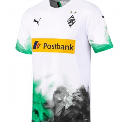 Camisa Borussia Mönchengladbach Home 2019 - Jogador Puma