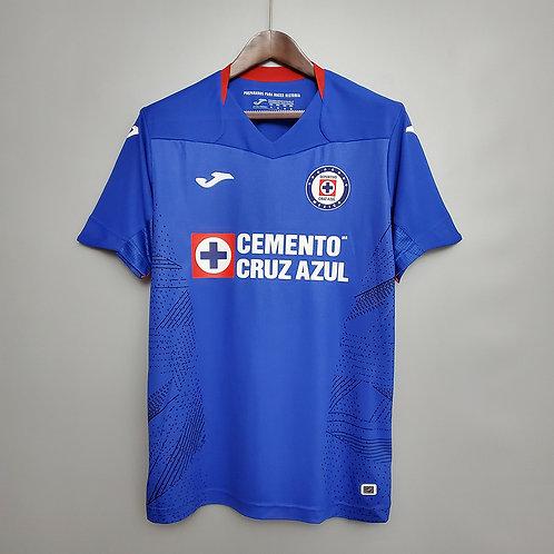 Camisa Cruz Azul l 20/21 - Torcedor Joma