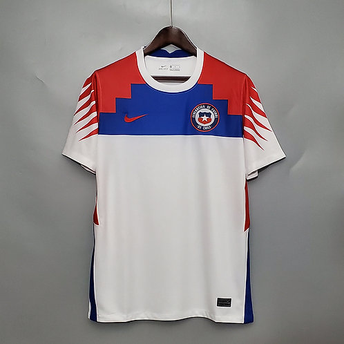 Camisa Chile lI 20/21 - Torcedor Nike