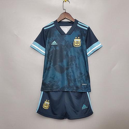 Conjunto Infantil Argentina ll 20/21 - Adidas