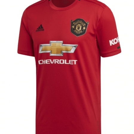 Camisa Manchester United Home 2019 - Torcedor Adidas