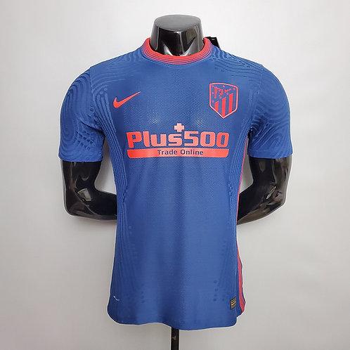 Camisa Atlético de Madrid ll 20/21 - Jogador Nike