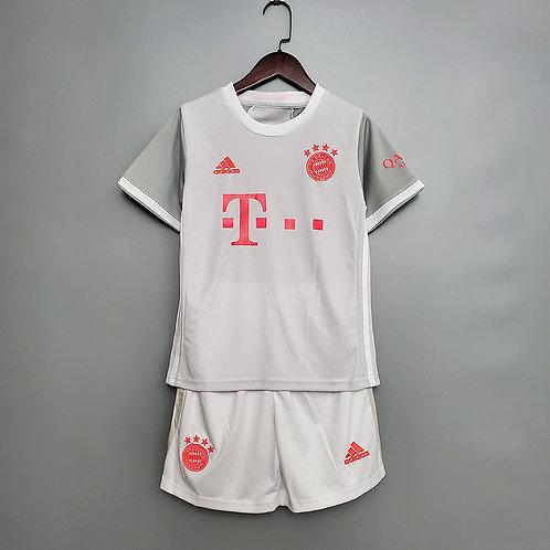 Conjunto Infantil Bayern de Munique Il 20/21 - Adidas