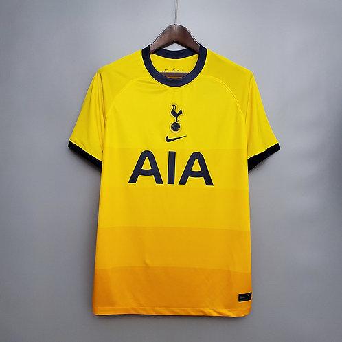Camisa Tottenham III 20/21 - Torcedor Nike