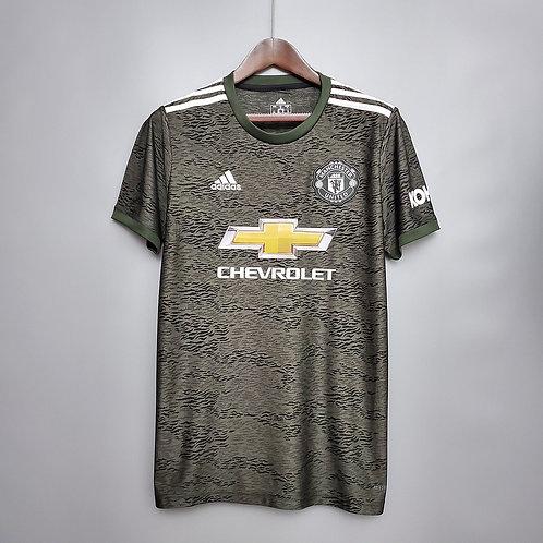 Camisa Manchester United II 20/21 - Torcedor Adidas