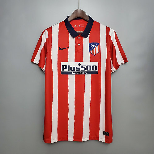 Camisa Atlético de Madrid l 20/21 - Torcedor Nike