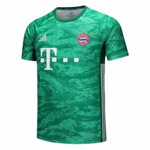 Camisa Bayern de Munique 2019 -  Goleiro Adidas