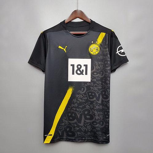 Camisa Borussia Dortmund ll 20/21 - Torcedor Puma