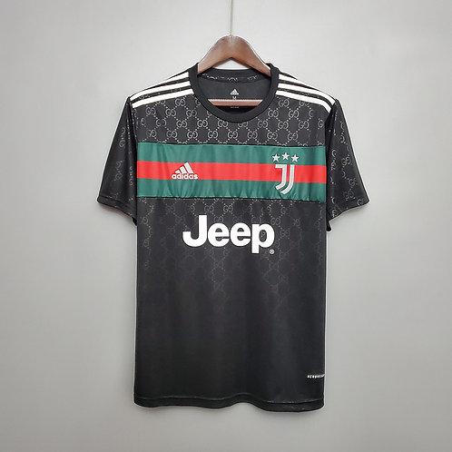 Camisa Juventus Gucci II 20/21 - Torcedor Adidas