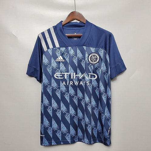 Camisa New York City ll 20/21 - Torcedor Adidas