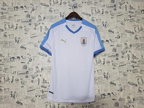 Camisa Uruguai Away 2019 - Torcedor Puma