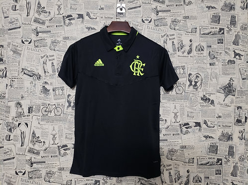 Camisa Flamengo Polo 2019 - Viagem Adidas