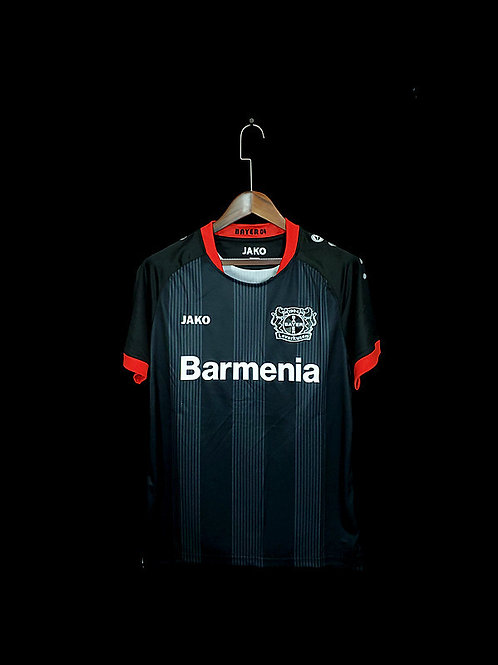 Camisa Bayer Leverkusen l 20/21 - Torcedor Jako
