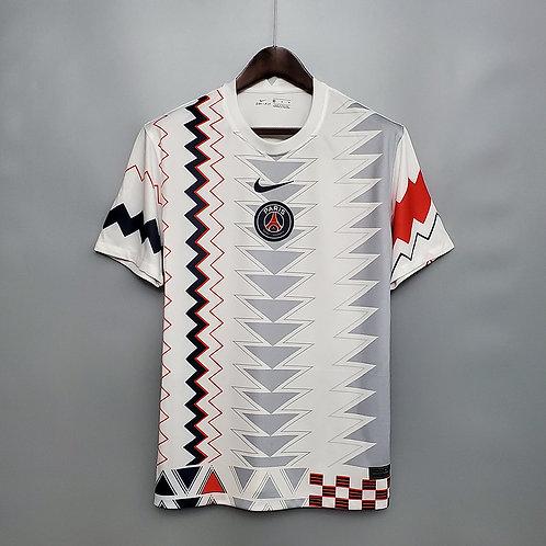 Camisa PSG Fan Art 20/21 - Torcedor Nike