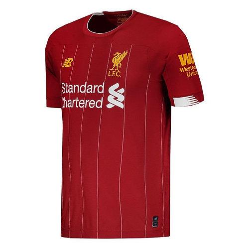 Camisa Liverpool Home 2019 - Jogador New Balance