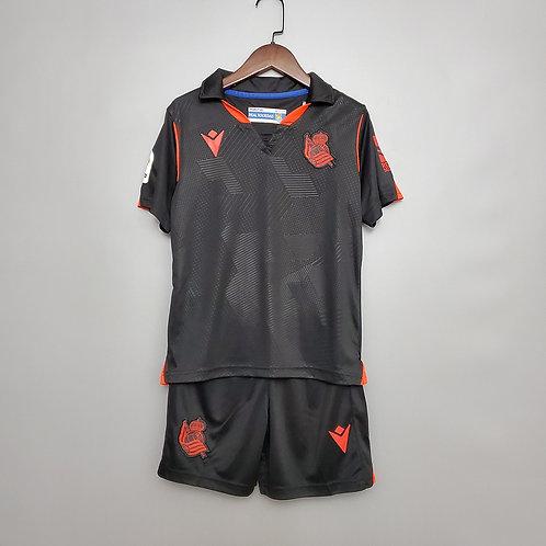 Conjunto Infantil Real Sociedad ll 20/21 - Nike