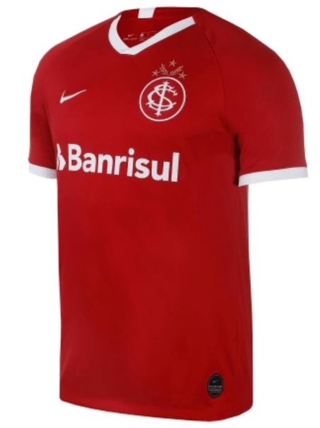 Camisa Internacional Home 2019 - Torcedor Nike