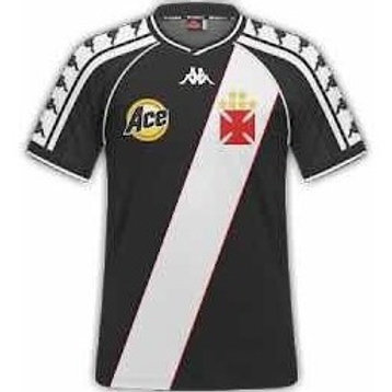 Camisa Vasco da Gama 1999 - Torcedor Kappa
