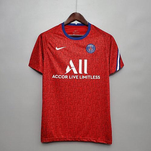 Camisa PSG Treino 20/21 - Torcedor Adidas