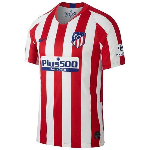 Camisa Atlético de Madrid Home 2019 - Torcedor Nike
