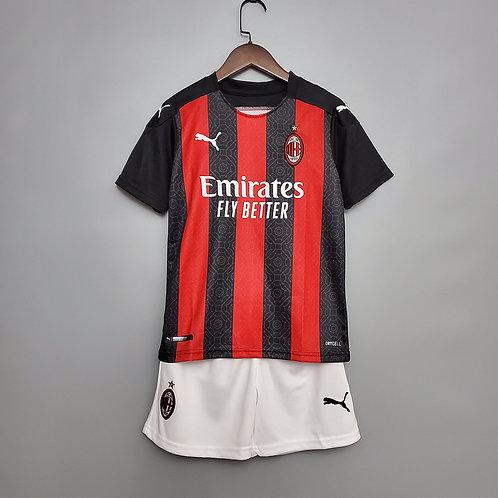 Conjunto Infantil Milan I 20/21 - Puma