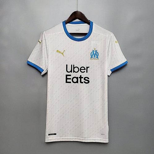 Camisa Olympique de Marseille I 20/21 - Torcedor Puma
