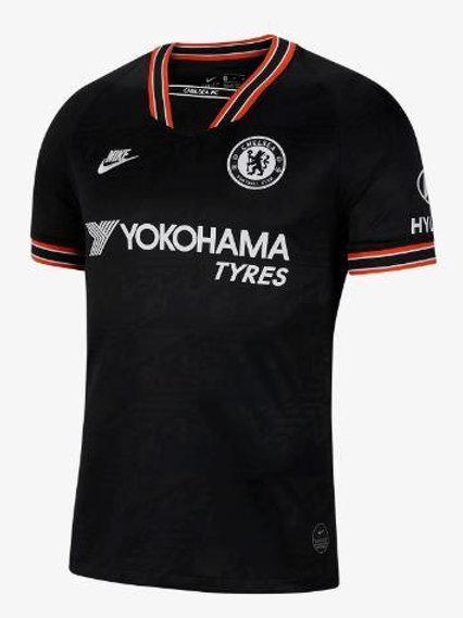 Camisa Chelsea Third 2019 - Torcedor Nike