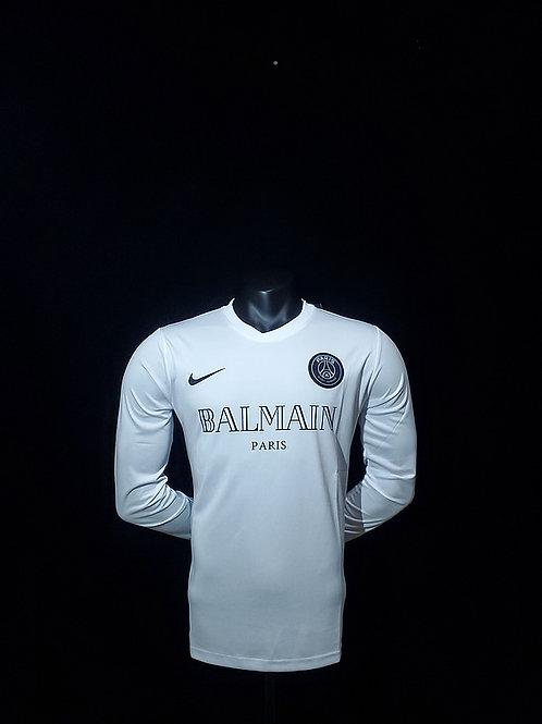 Camisa Manga Longa PSG lI 20/21 - Torcedor Balenciaga