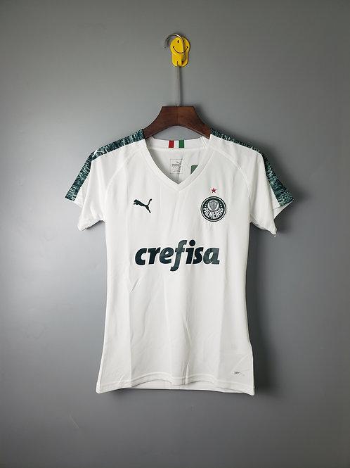 Camisa Palmeiras Away 2019 - Feminino Puma