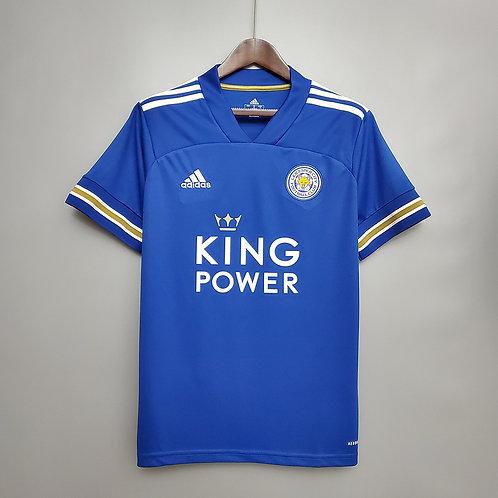 Camisa Leicester I 20/21 - Torcedor Adidas