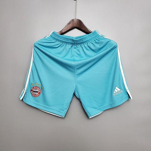 Calção Bayern de Munique Goleiro 20/21 - Torcedor Adidas