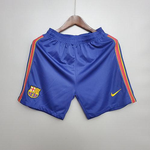 Calção Barcelona l 20/21 - Torcedor Nike