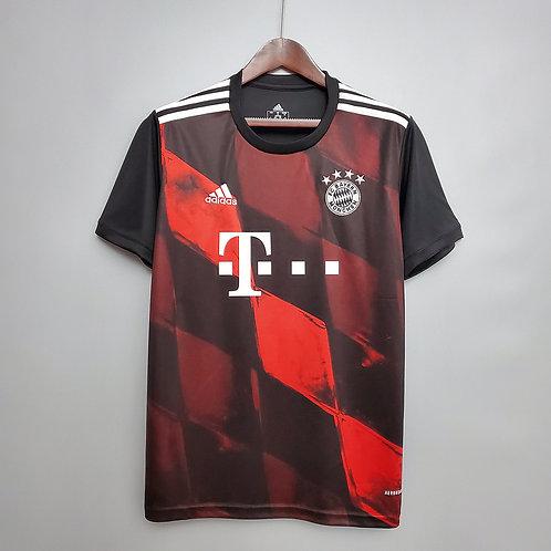 Camisa Bayern de Munique lll 20/21 - Torcedor Adidas