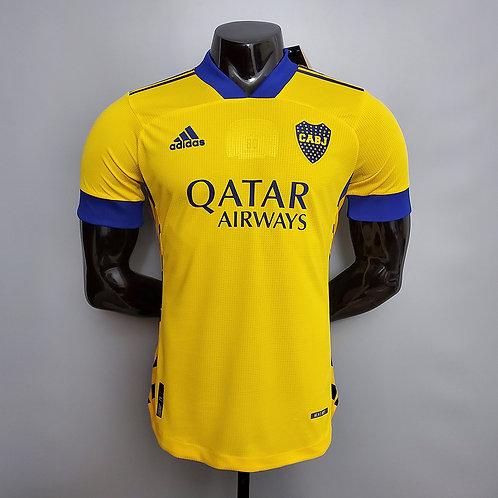 Camisa Boca Juniors lll 20/21 - Jogador Adidas