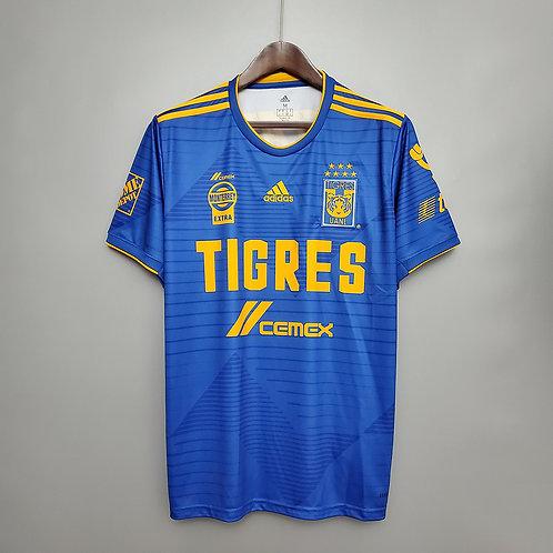 Camisa Tigres II 20/21 - Torcedor Adidas